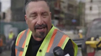 Burger King Impossible Whopper TV Spot, 'Uber Eats: Construction Workers' - Thumbnail 4