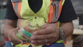 Burger King Impossible Whopper TV Spot, 'Uber Eats: Construction Workers' - Thumbnail 5