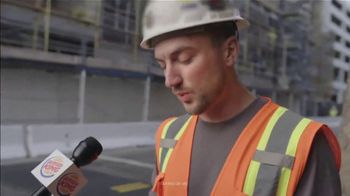 Burger King Impossible Whopper TV Spot, 'Uber Eats: Construction Workers' - Thumbnail 7