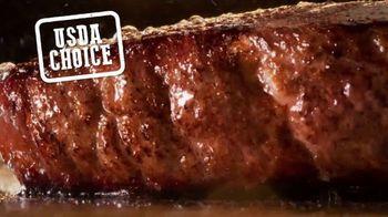 Bob Evans TV Spot, 'We Love Steak: Steak Omelette and Bacon Bourbon-Glazed Sirloin' - Thumbnail 5
