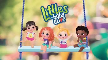 Littles by Baby Alive TV Spot, 'Such Big Fun' - Thumbnail 2