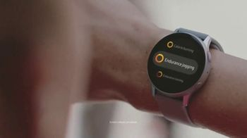 Samsung Galaxy Watch Active2 TV Spot, 'Better Insights' - Thumbnail 2