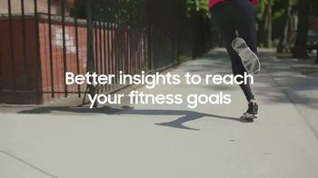 Samsung Galaxy Watch Active2 TV Spot, 'Better Insights' - Thumbnail 7