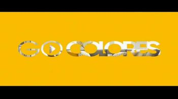 Rooms to Go Cindy Crawford Colors Collection TV Spot, 'Toque de color: hasta Columbus Day' [Spanish] - Thumbnail 1