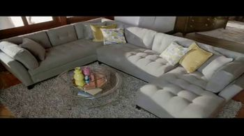 Rooms to Go Cindy Crawford Colors Collection TV Spot, 'Toque de color: hasta Columbus Day' [Spanish] - Thumbnail 5