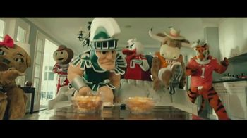 Rocket Mortgage TV Spot, 'Home Is Your Game Day Gathering Place' Song by Bob Dylan - 109 commercial airings