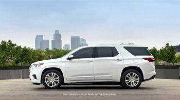 Chevrolet TV Spot, 'Hidden' [T2] - Thumbnail 4