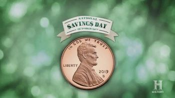 AARP Services, Inc. National Savings Day TV Spot, 'History Channel: Quicker Ways' - Thumbnail 1