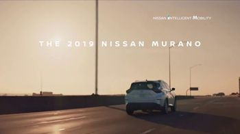 2019 Nissan Murano TV Spot, 'Mondays' Song by Spoon [T2] - 1 commercial airings