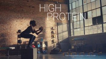 Pure Protein Lemon Cake TV Spot, 'Make Fitness Routine'
