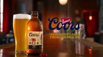 Coors Banquet TV Spot, 'Right Here'
