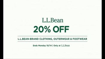L.L. Bean Scotch Plaid Flannel TV Spot, 'Made for This: 20% Off' Song by Lady Bri - Thumbnail 8