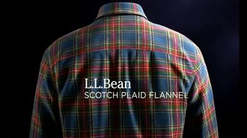 L.L. Bean Scotch Plaid Flannel TV Spot, 'Made for This: 20% Off' Song by Lady Bri - Thumbnail 3