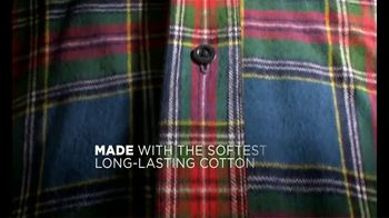 L.L. Bean Scotch Plaid Flannel TV Spot, 'Made for This: 20 Percent Off' Song by Lady Bri - Thumbnail 6