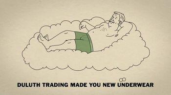 Duluth Trading Company Dang Soft Underwear TV Spot, 'Hiney' - Thumbnail 2