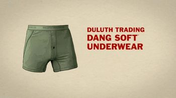 Duluth Trading Company Dang Soft Underwear TV Spot, 'Hiney' - Thumbnail 7