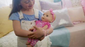 Luvabella Newborn TV Spot, 'Time to Say Goodnight' - Thumbnail 5