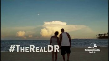 Dominican Republic Tourism Ministry TV Spot, 'Real Expectations'