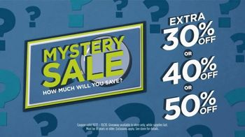 JCPenney Mystery Sale TV Spot, 'Four Days Only' - Thumbnail 4