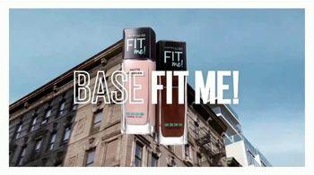 Maybelline New York Fit Me! Matte + Poreless Foundation TV Spot, 'Se adapta' [Spanish] - Thumbnail 1
