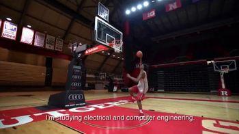 Big Ten Conference TV Spot, 'Faces of the Big Ten: Myles Johnson' - Thumbnail 4