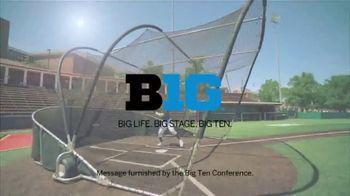 Big Ten Conference TV Spot, 'Faces of the Big Ten: Maxwell Costes' - Thumbnail 8