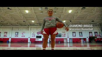 Big Ten Conference TV Spot, 'Faces of the Big Ten: Diamond Bragg'
