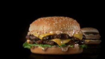 Carl's Jr. Big Carl Combo TV Spot, 'Cheese Hound' - Thumbnail 4