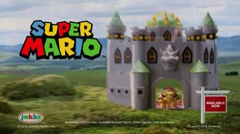Super Mario Deluxe Bowser's Castle Playset TV Spot, 'Still on the Market' - Thumbnail 10