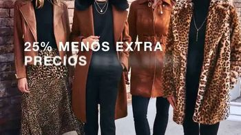Macy's Evento de Celebración al Cliente TV Spot, 'Ropa de otoño' [Spanish]