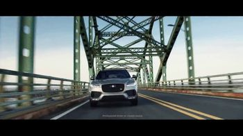 2019 Jaguar F-PACE TV Spot, 'The New Faces of Jaguar: Kayper & Jimmy' [T2]