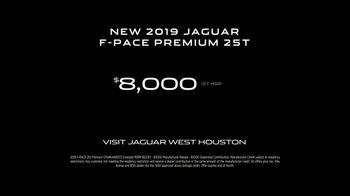 2019 Jaguar F-PACE TV Spot, 'The New Faces of Jaguar: Kayper & Jimmy' [T2] - Thumbnail 9