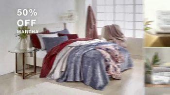 Macy's Home Sale TV Spot, 'Martha Stewart Collection'