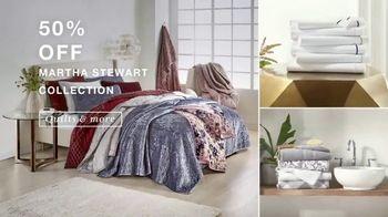 Macy's Home Sale TV Spot, 'Martha Stewart Collection' - Thumbnail 2