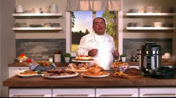 Emeril Lagasse Pressure AirFryer TV Spot, 'Like Having Emeril in Your Kitchen' - Thumbnail 2