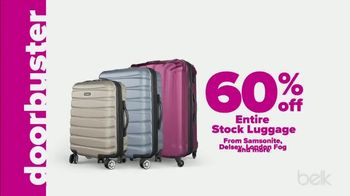 Belk Days TV Spot, 'Rampage Boots and Luggage' - Thumbnail 5