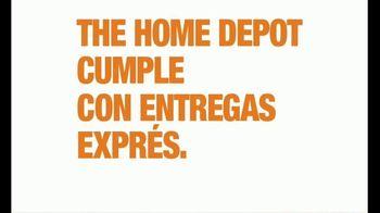 The Home Depot TV Spot, 'Entrega urgente el mismo día' [Spanish] - Thumbnail 1