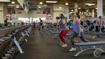 24 Hour Fitness TV Spot, 'Endless Inspiration' - Thumbnail 7
