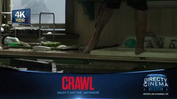 DIRECTV Cinema TV Spot, 'Crawl' - Thumbnail 3