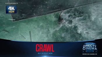 DIRECTV Cinema TV Spot, 'Crawl' - Thumbnail 7