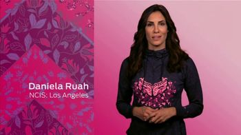 Ford Warriors in Pink TV Spot, 'Embody Hope Hoodie' Featuring Daniela Ruah - 3 commercial airings