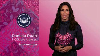 Ford Warriors in Pink TV Spot, 'Embody Hope Hoodie' Featuring Daniela Ruah - Thumbnail 4