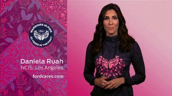Ford Warriors in Pink TV Spot, 'Embody Hope Hoodie' Featuring Daniela Ruah - Thumbnail 6