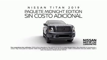 Nissan Mes de las Camionetas TV Spot, 'Hazlo siempre al máximo' [Spanish] [T2] - Thumbnail 10