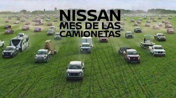 Nissan Mes de las Camionetas TV Spot, 'Hazlo siempre al máximo' [Spanish] [T2] - Thumbnail 8
