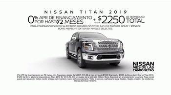 Nissan Mes de las Camionetas TV Spot, 'Hazlo siempre al máximo' [Spanish] [T2] - Thumbnail 9