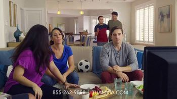 Amica Mutual Insurance Company TV Spot, 'Confiado' [Spanish]