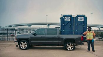 Big O Tires TV Spot, 'Porta Potty: $50 Rebate' - Thumbnail 6