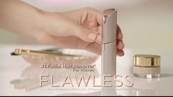 Finishing Touch Flawless TV Spot, 'Don't Put on Your Makeup Without It' - Thumbnail 2