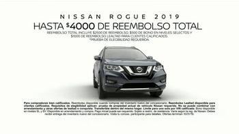 2020 Nissan Rogue TV Spot, 'Spanglish' [Spanish] [T2] - Thumbnail 9